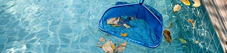 entretient de votre piscine