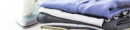 collecte et repassage de vos vêtements