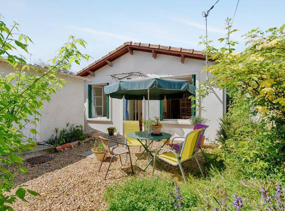 Maison avec jardin- Castelnau-le-Lez