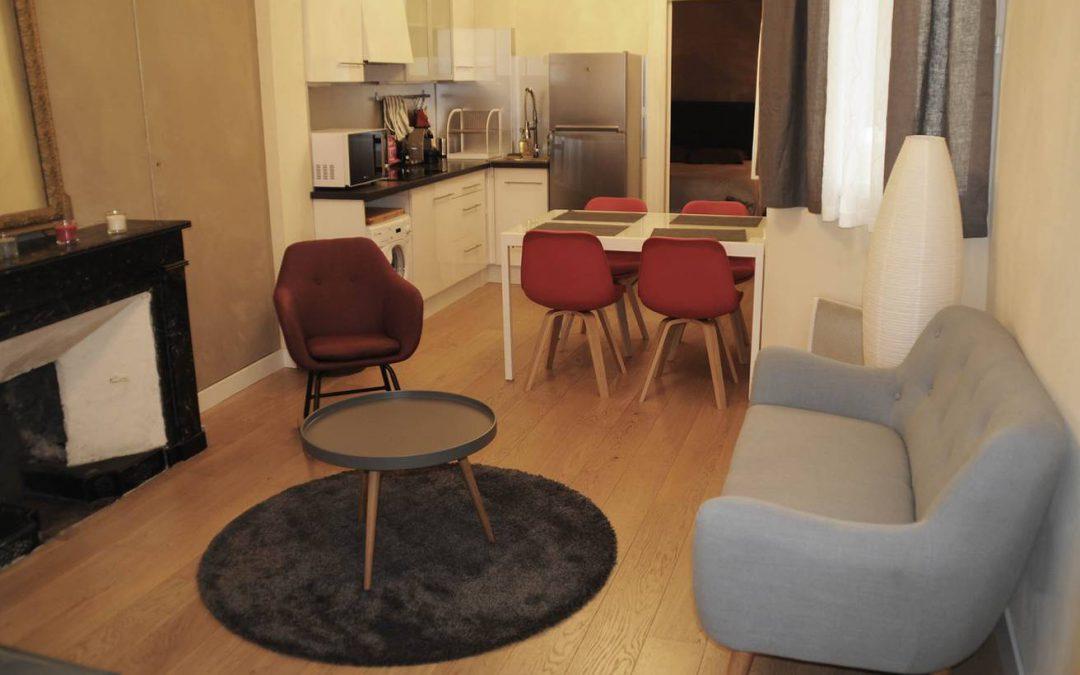 Appartement 55m2 près de la gare – Montpellier
