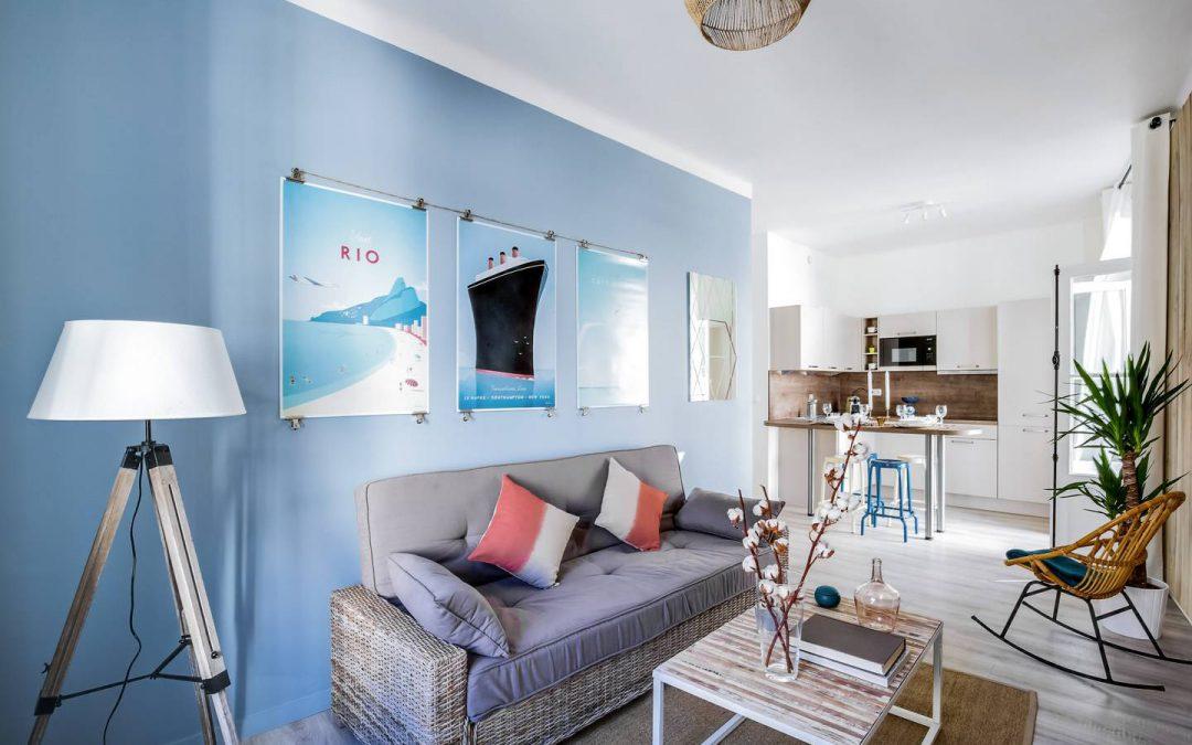 Appartement 50m2 avec garage – Montpellier